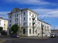 Чебоксары, улица Ярославская, дом 42. многоквартирный дом