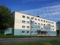 Чебоксары, улица Ярославская, дом 44. общежитие