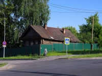 Чебоксары, улица Ярославская, дом 47. индивидуальный дом