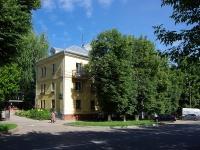 Чебоксары, улица Ярославская, дом 62. многоквартирный дом