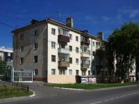 Чебоксары, улица Ярославская, дом 64. многоквартирный дом
