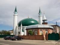улица Матросова, дом 163. мечеть Приход соборной мечети г. Барнаула