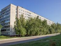 Барнаул, улица Шукшина, дом 1. многоквартирный дом