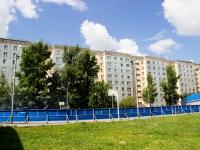 Барнаул, улица Шукшина, дом 4. многоквартирный дом