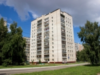 Барнаул, улица Шукшина, дом 10. многоквартирный дом
