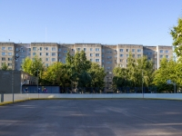 Барнаул, улица Шукшина, дом 8. многоквартирный дом