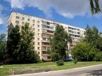 Барнаул, улица Шукшина, дом 12. многоквартирный дом
