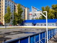 улица Шукшина. спортивная площадка