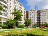 Барнаул, улица Юрина, дом 299. многоквартирный дом