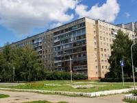 улица Георгия Исакова, дом 266. многоквартирный дом