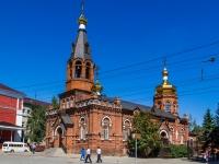 Ленина проспект, дом 36. церковь Свято-Никольская