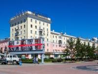 Ленина проспект, дом 56. многоквартирный дом