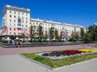 """Ленина проспект. фонтан у """"Нулевого километра"""""""