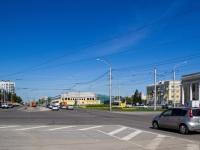Барнаул, Ленина проспект. площадь Октября