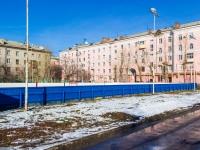Ленина проспект. спортивная площадка