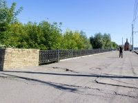 Барнаул, Ленина проспект. мост через реку Барнаулку