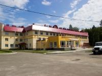 Барнаул, улица Лесосечная, дом 26. больница Детская туберкулезная больница