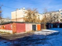 Барнаул, улица Молодёжная. индивидуальные гаражи
