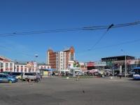 Барнаул, площадь Победы. площадь Привокзальная