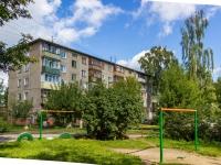 Барнаул, Социалистический проспект, дом 112. многоквартирный дом
