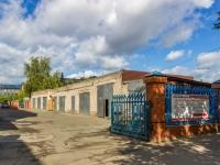 Барнаул, Социалистический проспект. индивидуальные гаражи