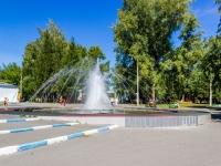 Барнаул, Социалистический пр-кт, фонтан