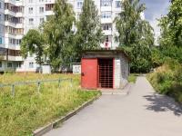 Барнаул, улица Попова, дом 75А. подземное сооружение