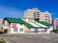 Барнаул, улица Попова. неиспользуемое здание