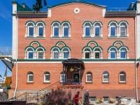 Барнаул, улица Большая Олонская, дом 26. монастырь Знаменский женский монастырь