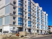 Барнаул, улица Гоголя, дом 66. строящееся здание жилой дом