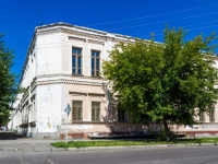 , st Pushkin, house 58. office building