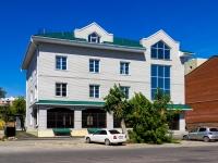 Барнаул, улица Пушкина, дом 62. строящееся здание