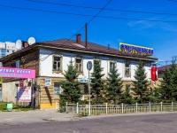 Барнаул, улица Пушкина, дом 74. многоквартирный дом