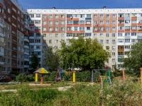 Барнаул, улица Антона Петрова, дом 241. многоквартирный дом