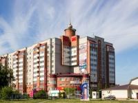 Барнаул, улица Антона Петрова, дом 247. многоквартирный дом