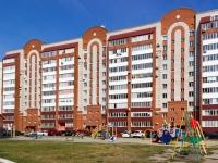 Барнаул, улица Антона Петрова, дом 247А. многоквартирный дом