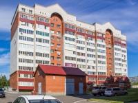 Барнаул, улица Антона Петрова, дом 247В. многоквартирный дом