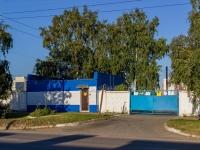 Барнаул, улица Солнечная Поляна. хозяйственный корпус