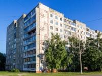 Барнаул, улица Солнечная Поляна, дом 3. многоквартирный дом
