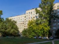 Барнаул, улица Солнечная Поляна, дом 5 к.1. многоквартирный дом