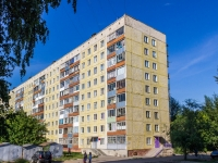 Барнаул, улица Солнечная Поляна, дом 13. многоквартирный дом
