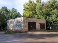 Барнаул, улица Солнечная Поляна. гараж / автостоянка