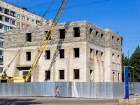 Барнаул, улица Солнечная Поляна. строящееся здание