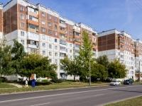 Барнаул, улица Энтузиастов, дом 28. многоквартирный дом