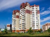 Барнаул, улица Энтузиастов, дом 30. многоквартирный дом