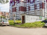 Барнаул, улица Энтузиастов, дом 30А. подземное сооружение