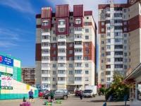 Барнаул, улица Энтузиастов, дом 30Г. многоквартирный дом