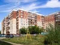 Барнаул, улица Энтузиастов, дом 32. многоквартирный дом