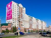 Барнаул, улица Балтийская, дом 12. многоквартирный дом
