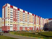 Барнаул, улица Балтийская, дом 1. многоквартирный дом